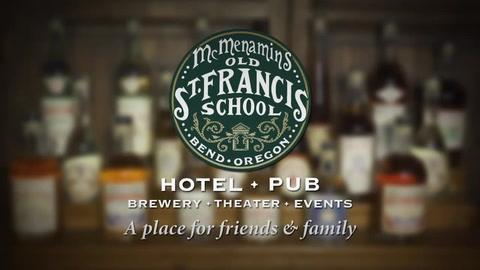 McMenamins Old St. Francis Bend, Oregon